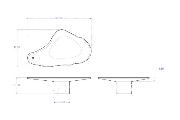 round coffee table dimensions : thesecretconsul