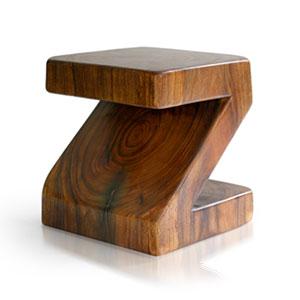 Tucker Robbins Catalog - Coffee table with stools